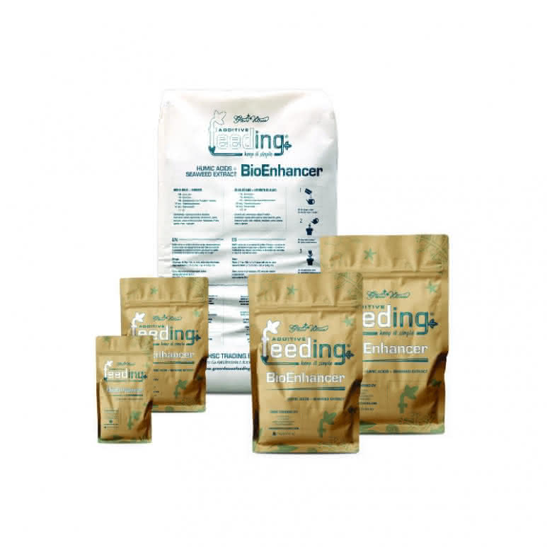 Greenhouse Powder-Feeding Enhancer - Vitalitätsbooster biologisch