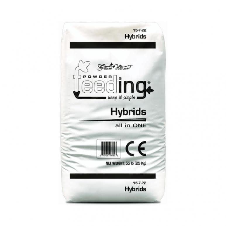 Greenhouse Powder-Feeding Hybrids 25kg