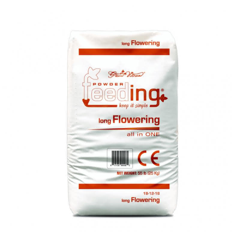 Greenhouse Powder-Feeding long Flowering 25kg