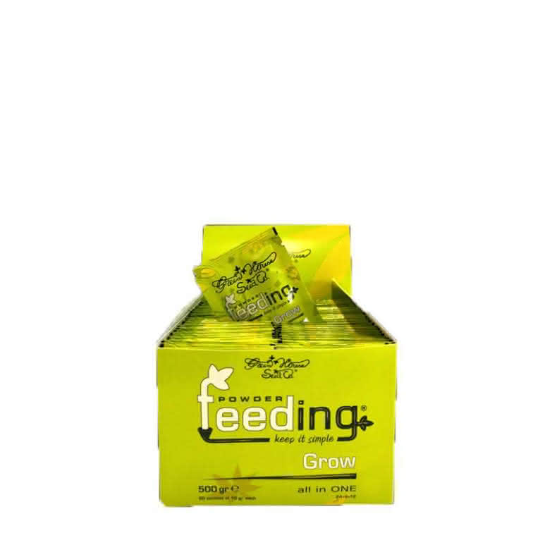 Greenhouse Powder-Feeding Grow 10g