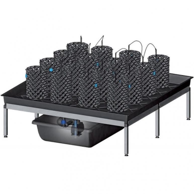 growSYSTEM Airpot 1.2 - inkl. 16x Air-Pot® 3 Liter