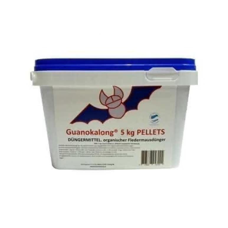 Guanokalong Granulat 1 kg - Fledermausdünger