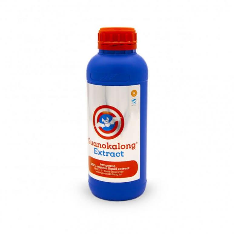 GuanoKalong® Extract 1 Liter - Fledermausdünger