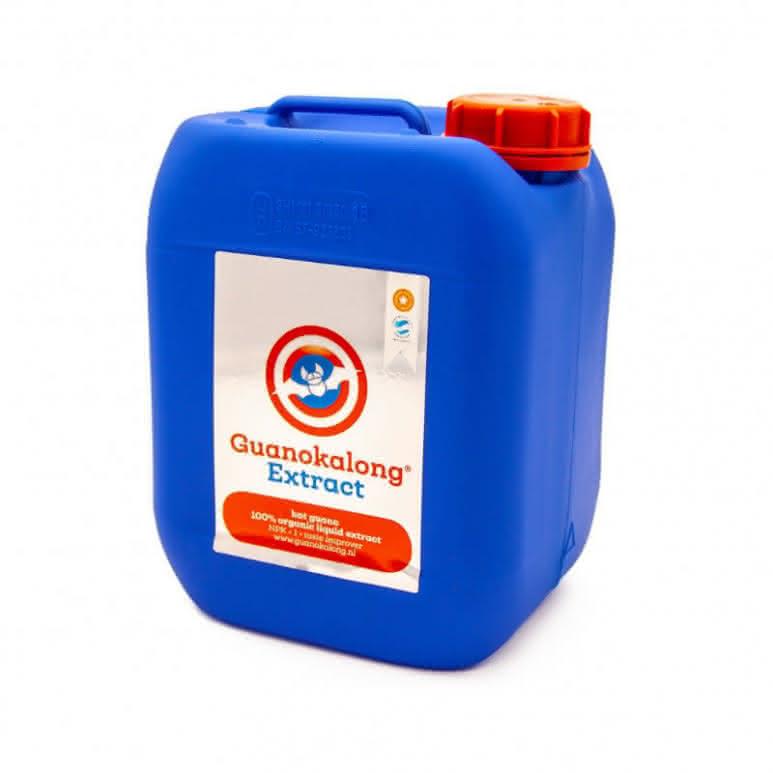 GuanoKalong® Extract 5 Liter - Fledermausdünger