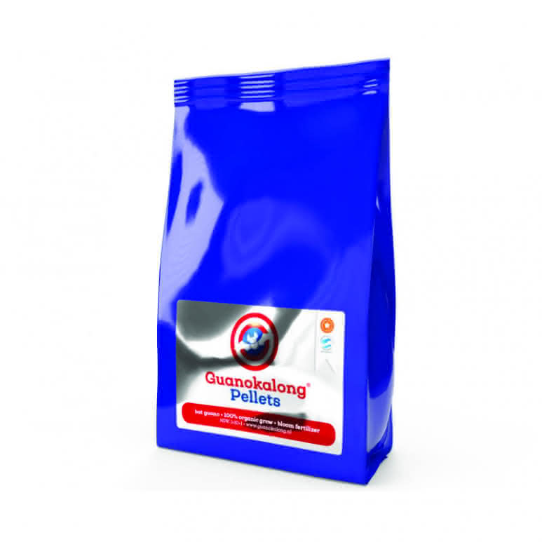 GuanoKalong® Granulat / Pellets 1kg - Fledermausdünger