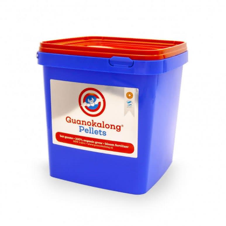 GuanoKalong® Granulat / Pellets 5kg - Fledermausdünger