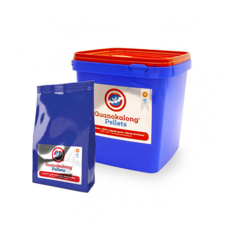 GuanoKalong® Granulat / Pellets - Fledermausdünger