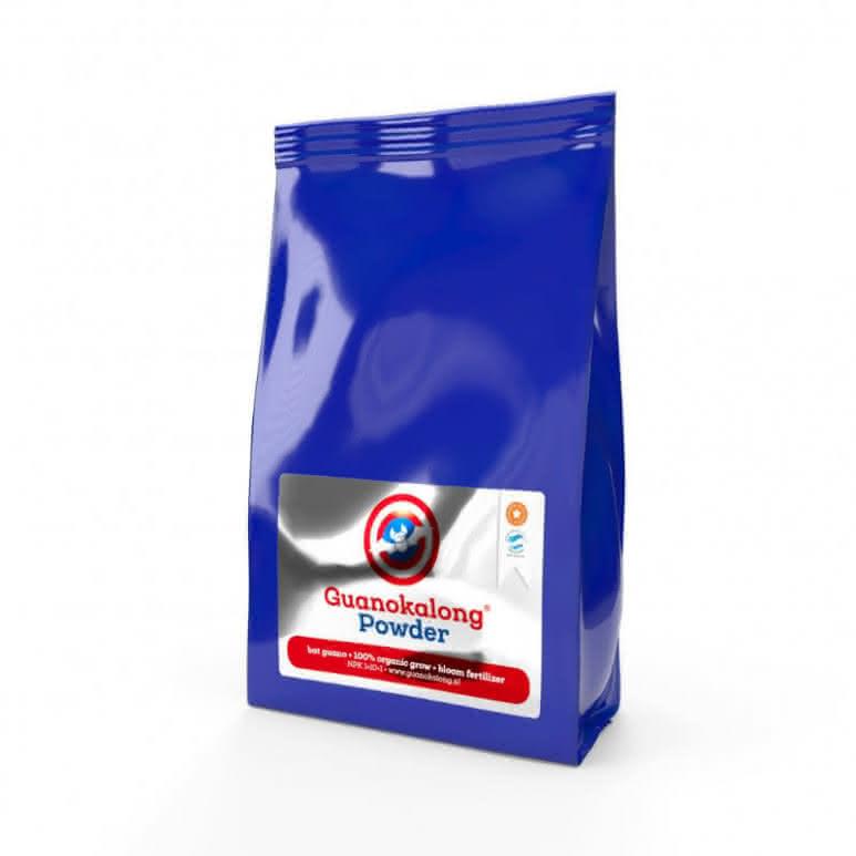 GuanoKalong® Powder 1kg - Fledermausdünger