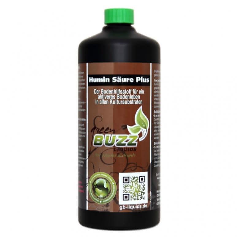 Green Buzz Liquids GBL Humin Säure Plus 1 Liter - Pflanzenhilfsmittel organisch
