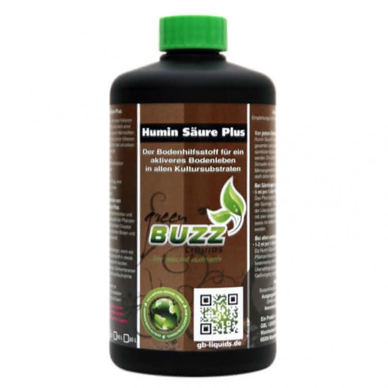 Green Buzz Liquids GBL Humin Säure Plus 500ml - Pflanzenhilfsmittel organisch