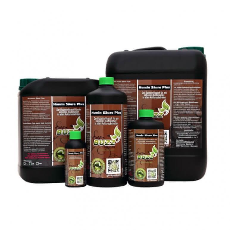 Green Buzz Liquids GBL Humin Säure Plus - Pflanzenhilfsmittel organisch
