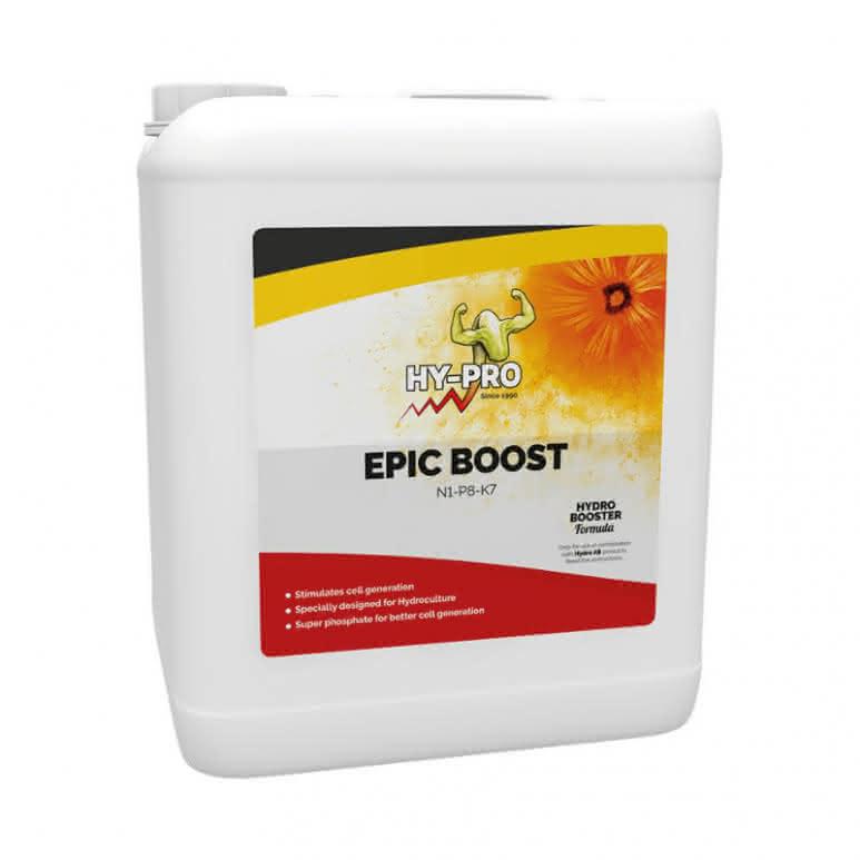 HY-PRO Epic Boost Hydro 5 Liter - Blütenstimulator
