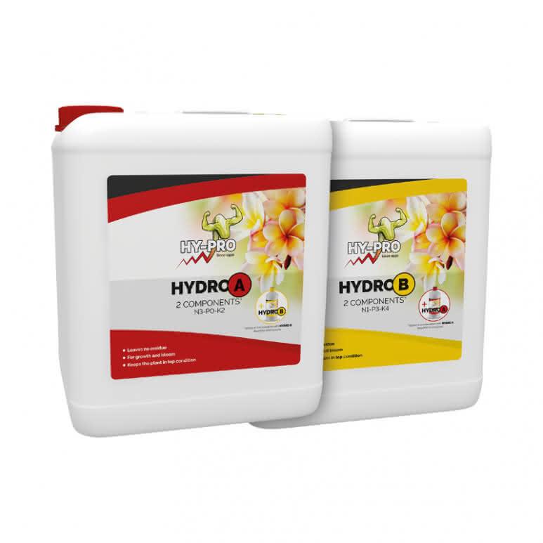 HY-PRO Hydro A+B je 5 Liter