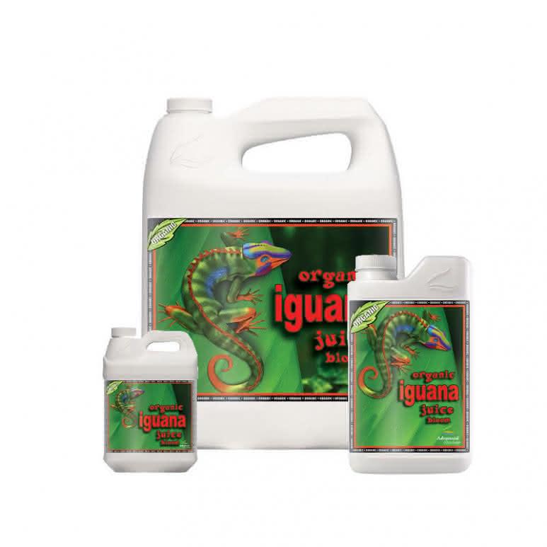 Advanced Nutrients True Organics Iguana Juice Bloom OIM - Basisdünger