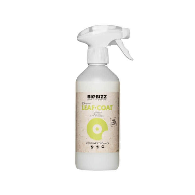 BioBizz® LeafCoat-Spray 500ml - Pflanzenhilfsmittel