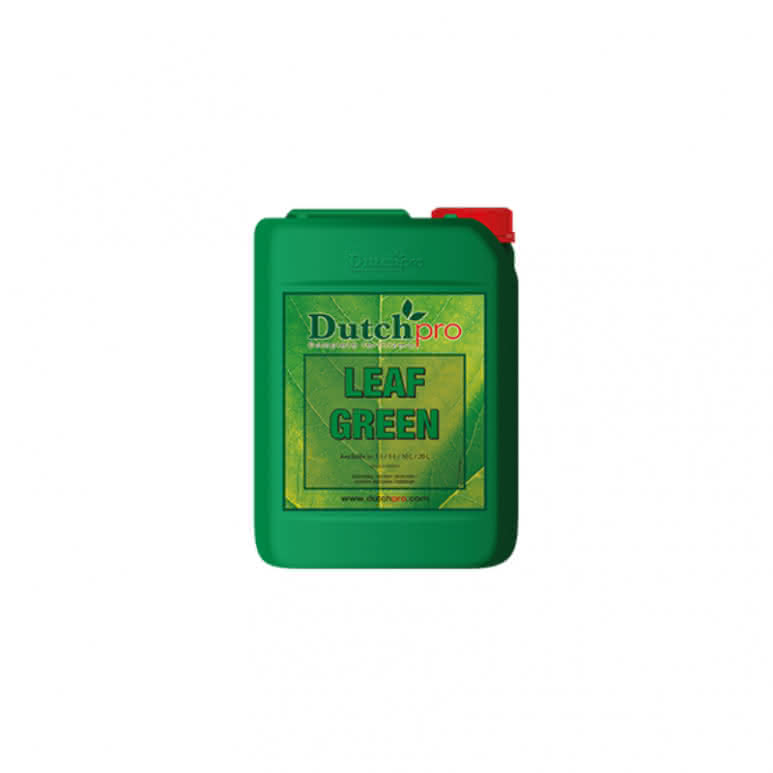 DutchPro Leaf Green - 5 Liter