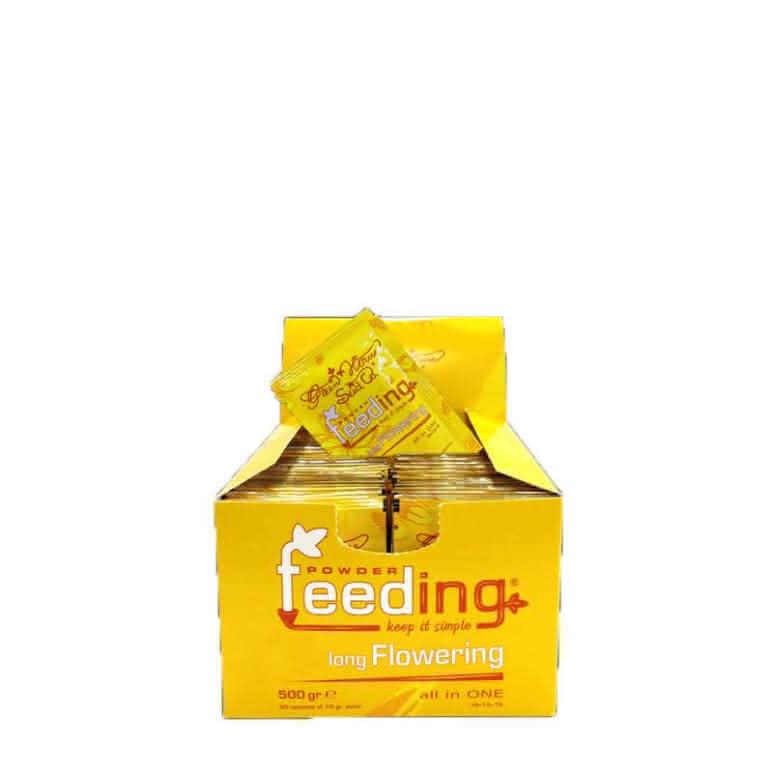 Greenhouse Powder-Feeding long Flowering 10g