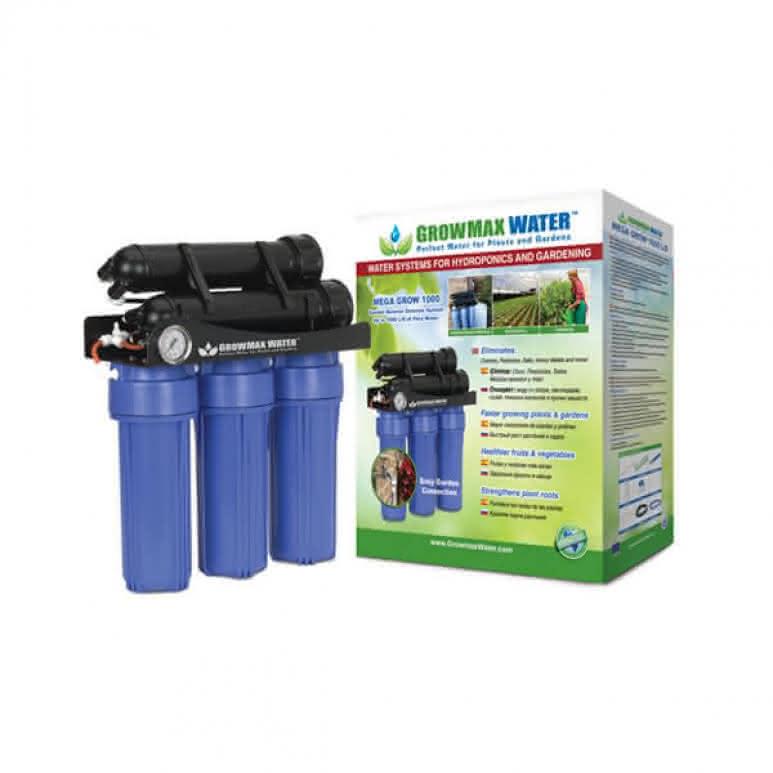 GrowMax Water Mega-Grow Osmoseanlage - bis 1000 Liter pro Tag