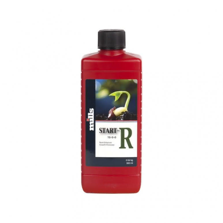 Mills Nutrients Start High Concentrated 500ml - Wachstumsdünger