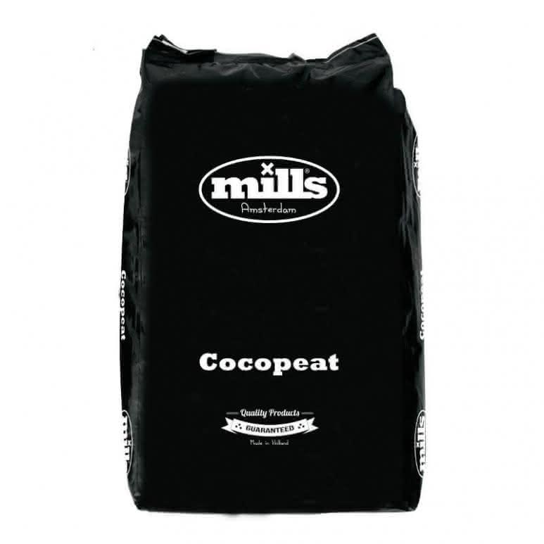 Mills Nutrients Cocopeat 50 Liter - Kokossubstrat