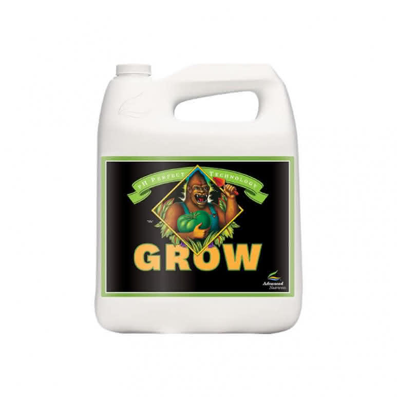 Advanced Nutrients Grow pH perfect 4 Liter - Basisdünger