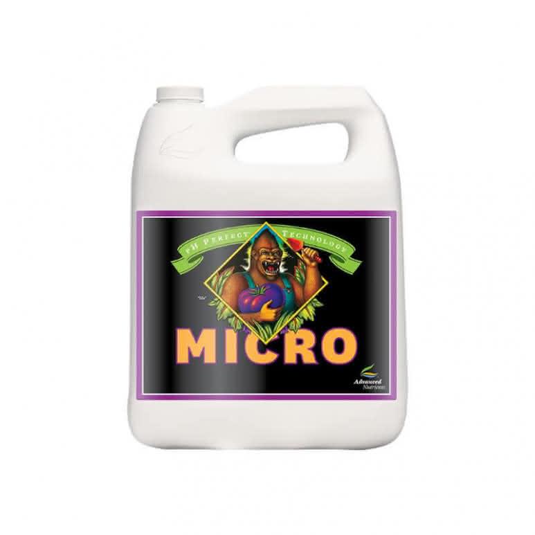 Advanced Nutrients Micro pH perfect 4 Liter - Basisdünger