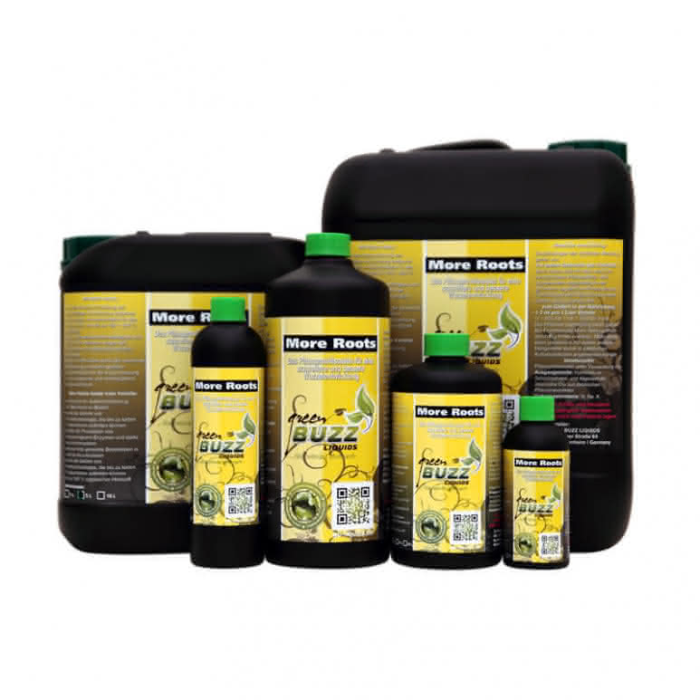Green Buzz Liquids GBL More Roots Standard - Wurzelstimulator organisch