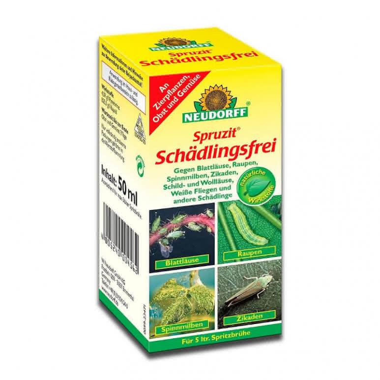 NEUDORFF Spruzit Schädlingsfrei 50ml