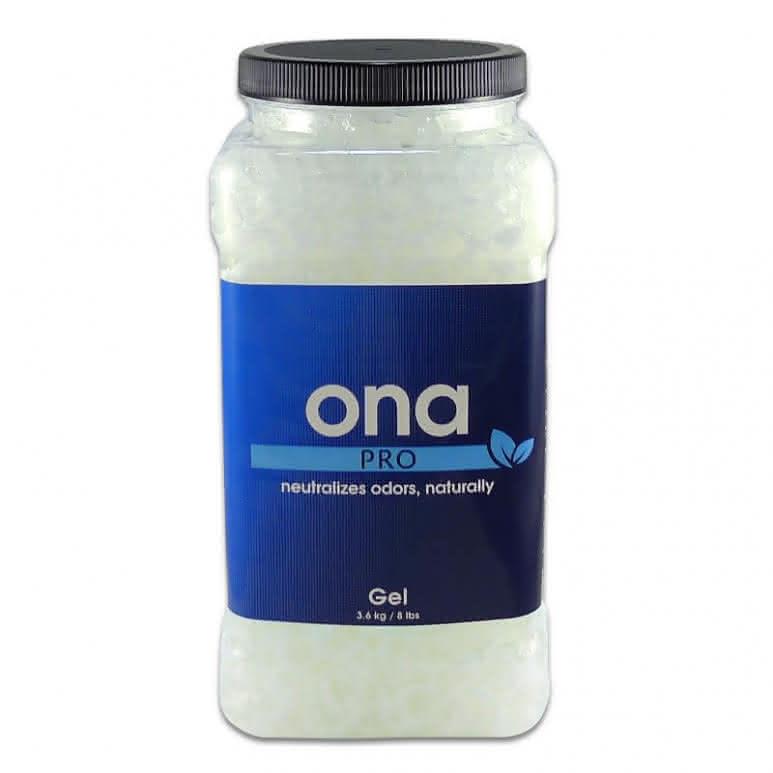 ONA GEL Pro 4 Liter Glas
