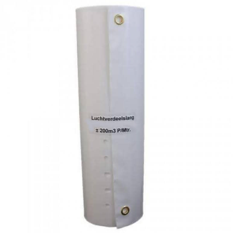 OptiClimate Luftverteilungsschlauch 250mm - 10 Meter