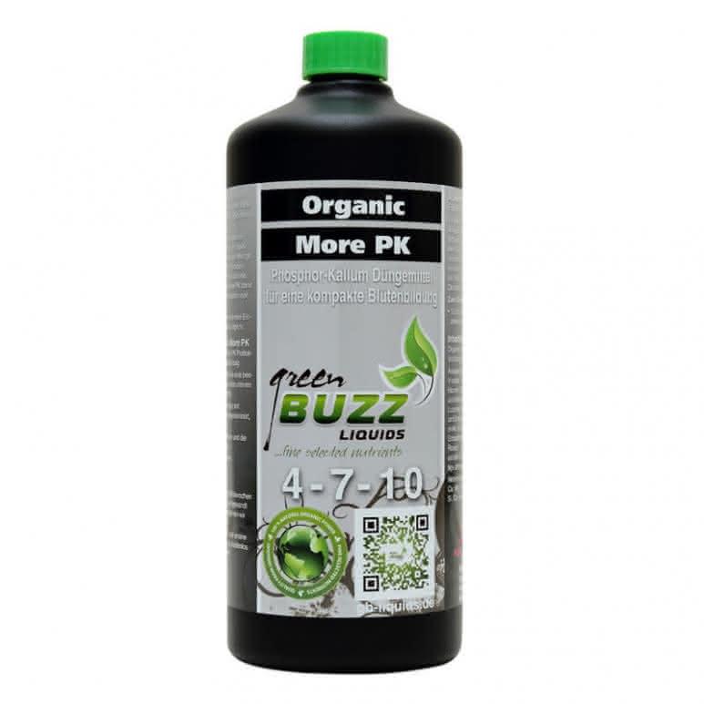 Green Buzz Liquids GBL Organic More PK 1 Liter - PK-Booster organisch