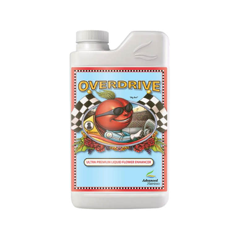 Advanced Nutrients Overdrive 1 Liter - Blütebooster