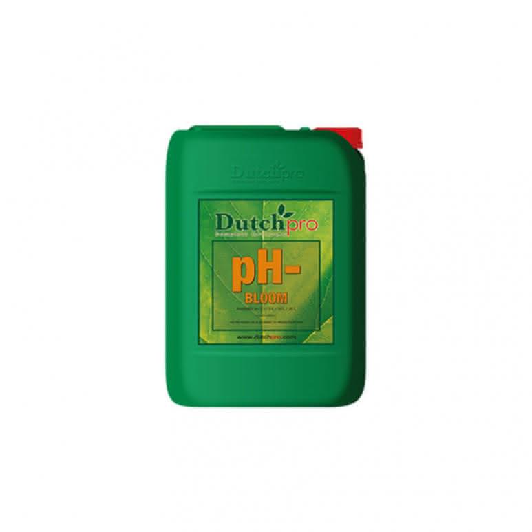 DutchPro pH Minus Bloom - 10 Liter