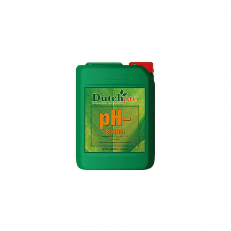DutchPro pH Minus Bloom - 5 Liter
