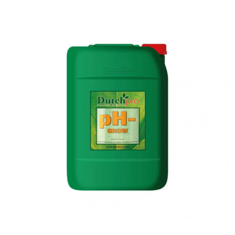 DutchPro pH Minus Grow - 20 Liter