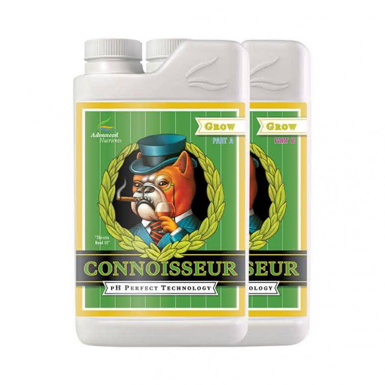 Advanced Nutrients Connoisseur Grow A + B je 1 Liter - Basisdünger