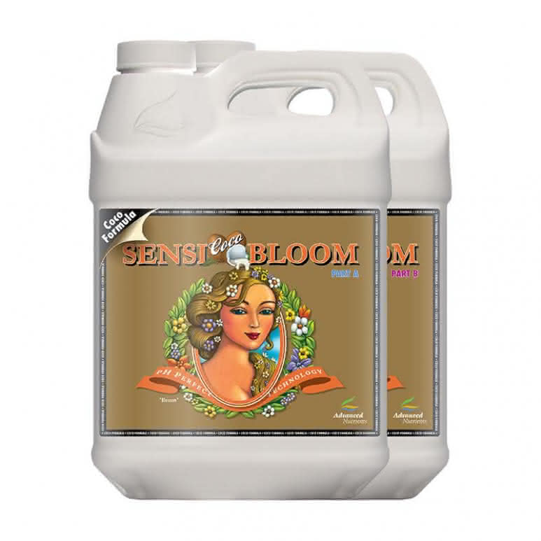 Advanced Nutrients Sensi Bloom Coco A + B je 10 Liter - Basisdünger