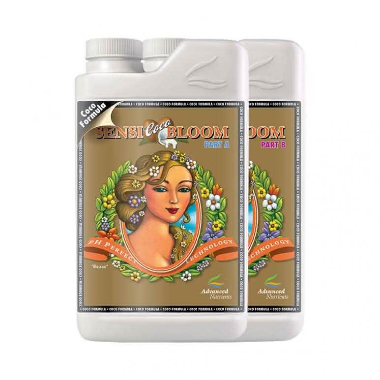 Advanced Nutrients Sensi Bloom Coco A + B je 1 Liter - Basisdünger
