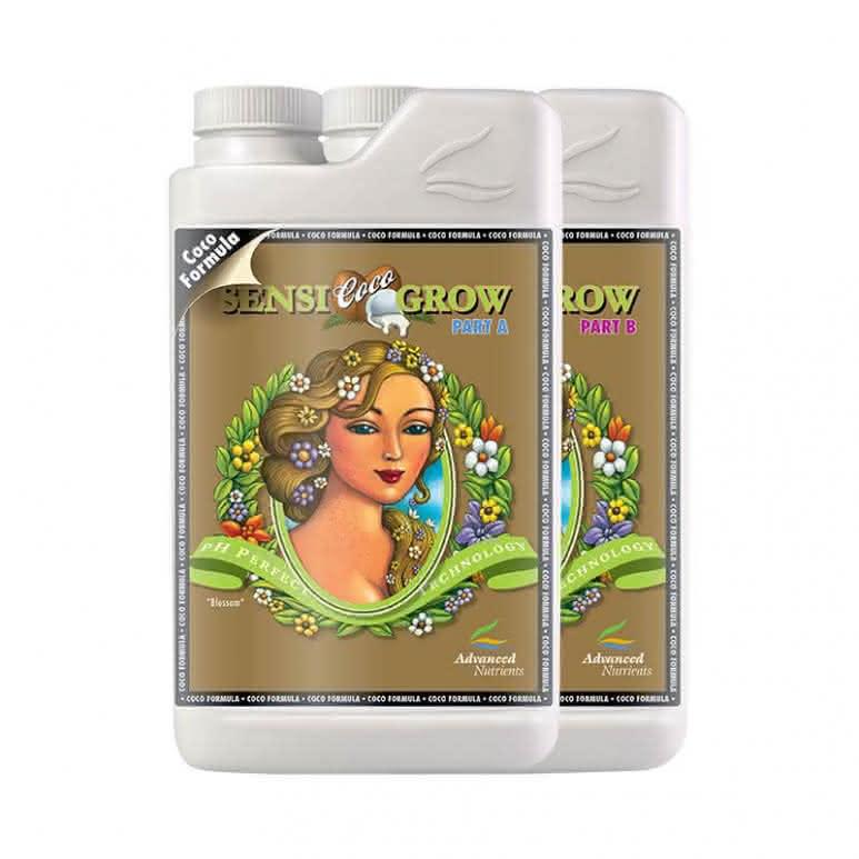Advanced Nutrients Sensi Grow Coco A + B je 1 Liter - Basisdünger