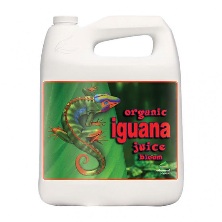 Advanced Nutrients Iguana Juice Organic Bloom 4 Liter