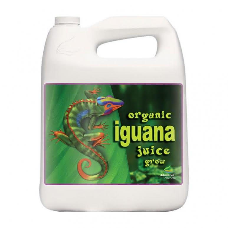 Advanced Nutrients Iguana Juice Organic Grow 4 Liter - Basisdünger