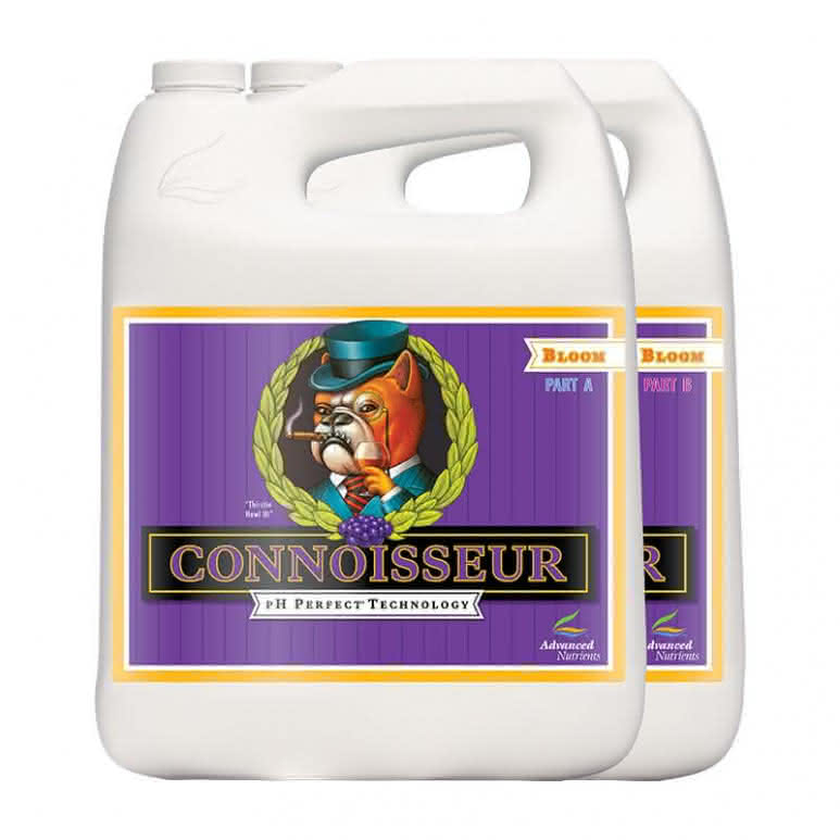 Advanced Nutrients Connoisseur Bloom A + B je 4 Liter - Basisdünger