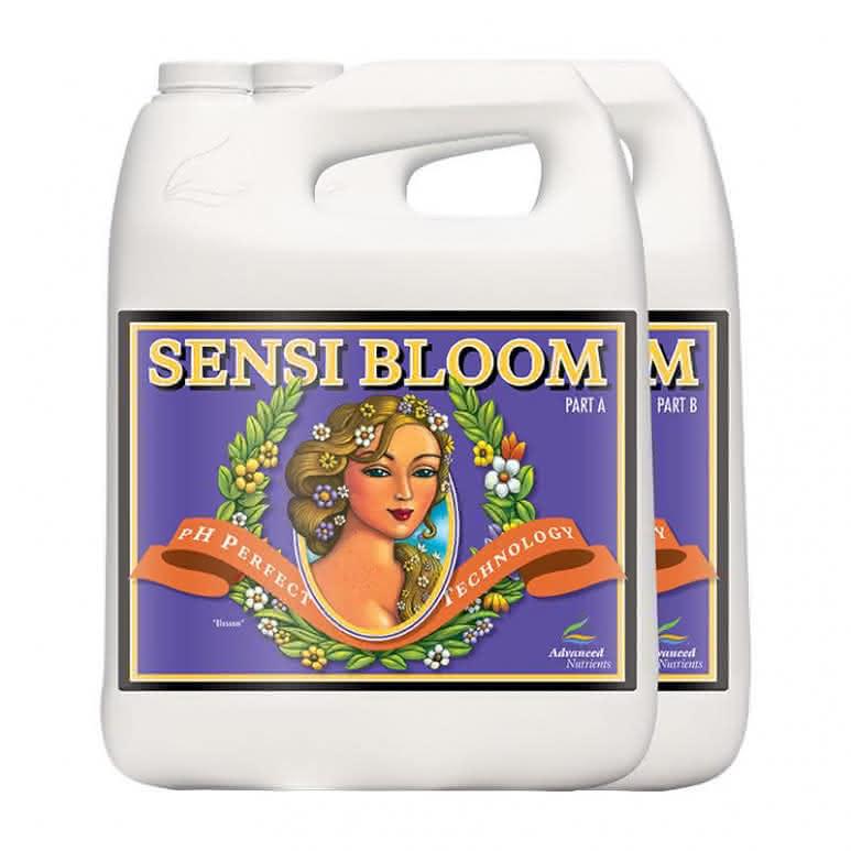 Advanced Nutrients Sensi Bloom A + B je 5 Liter - Basisdünger