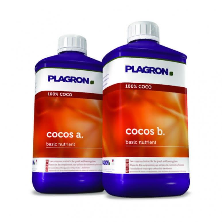 Plagron Cocos A+B je 1 Liter