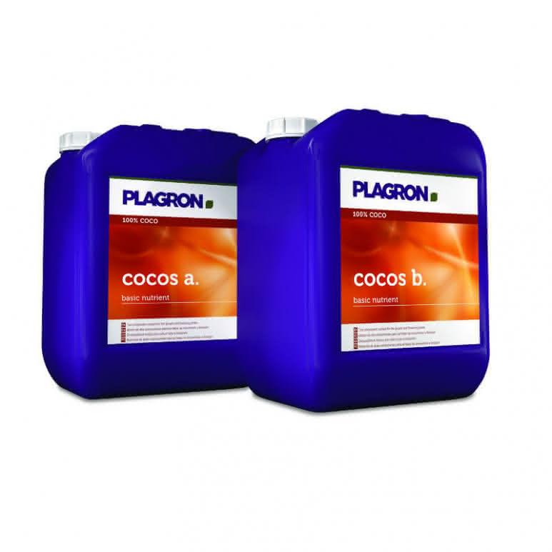 Plagron Cocos A+B je 10 Liter