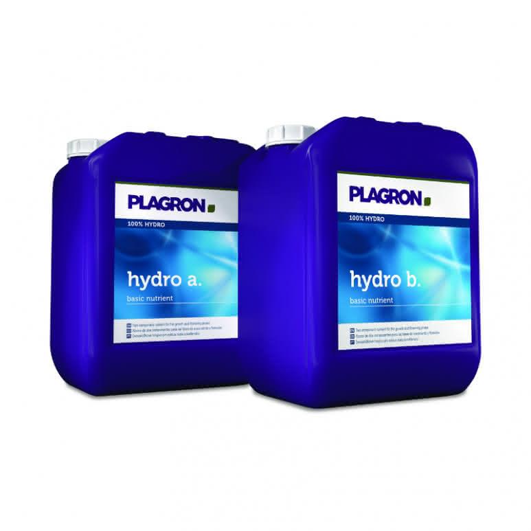 Plagron Hydro A+B je 10 Liter