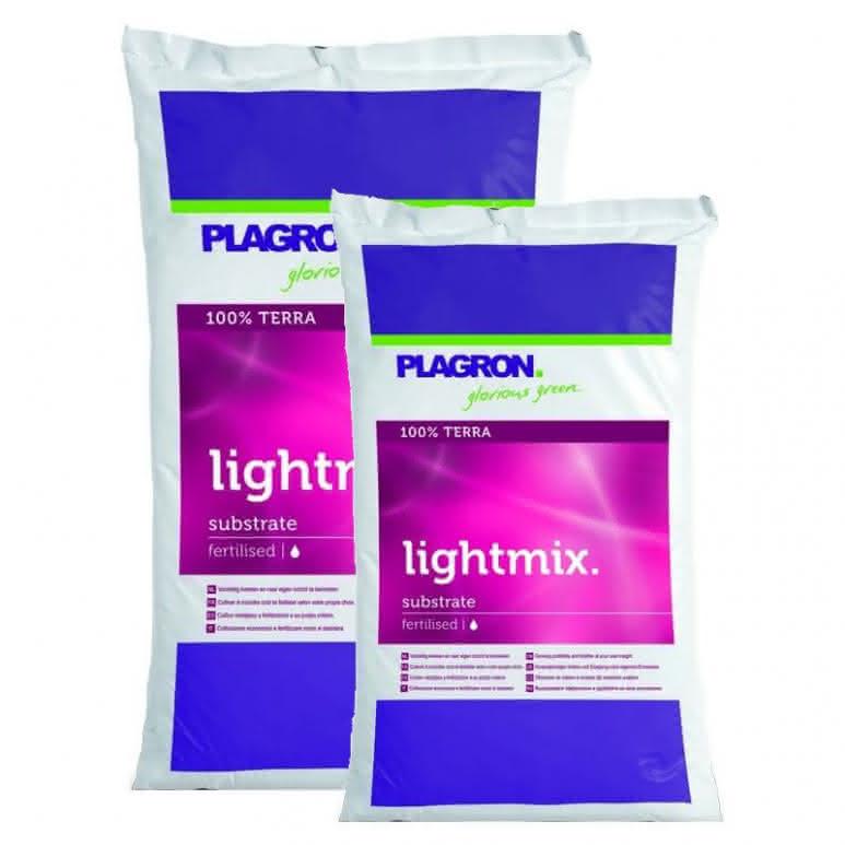 Plagron LightMix - Erdsubstrat mit Perlite