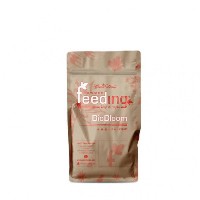 Greenhouse Powder-Feeding BioBloom 125g