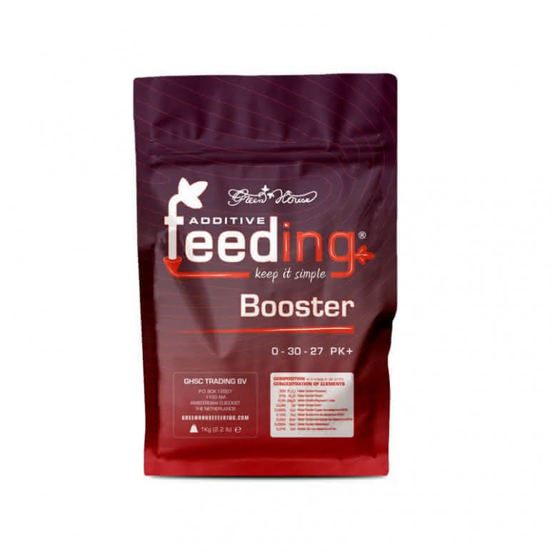 Greenhouse Powder-Feeding Booster 125g - Blütenstimulator