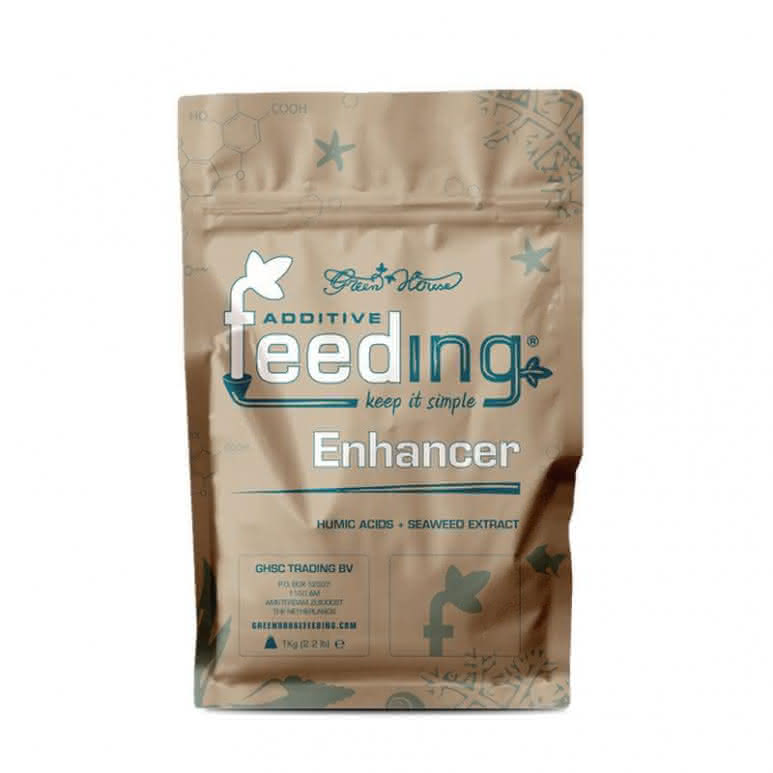 Greenhouse Powder-Feeding Enhancer - Vitalitätsbooster biologisch